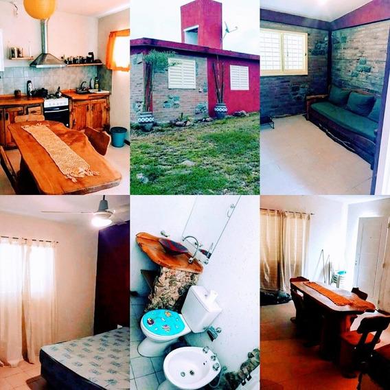 Casa Dos Dormitorios Estancia Vieja/córdoba