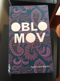 Livro Oblómov - Ivan Gontcharóv - Cosac Naify