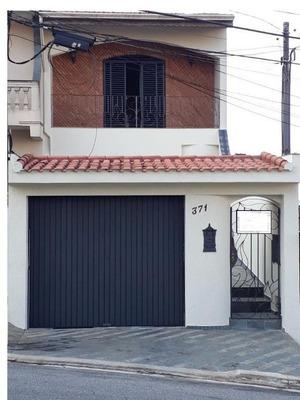 Sobrado Com 3 Dormitórios À Venda, 320 M² - Baeta Neves - São Bernardo Do Campo/sp - So19454