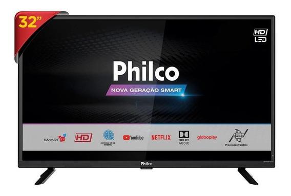Tv Led 32 Smart Ptv32g52s Un - Unica