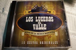 Luceros Del Valle Joyas De La Musica Ranchera Emi 2008