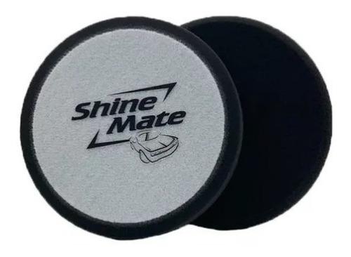 Imagen 1 de 3 de Shine Mate Pad Espuma 5   Finish Terminacion Negro Detailing