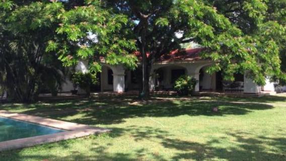 Hermosa Casa En Venta En Chuburná