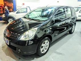 Nissan Livina 1.8 Sl 16v Flex 4p Automático 2009/2010