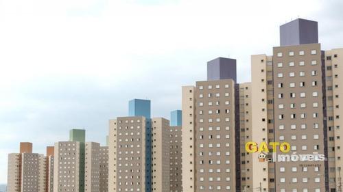 Imagem 1 de 11 de Apartamento Para Venda Em Jundiaí, Parque Cidade Jardim Ii, 2 Dormitórios, 1 Banheiro, 1 Vaga - 19142_1-1290990