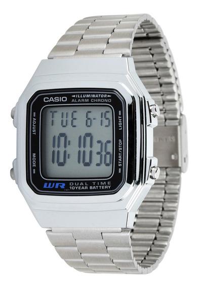 Relógio Casio Unissex Vintage A178wa-1adf