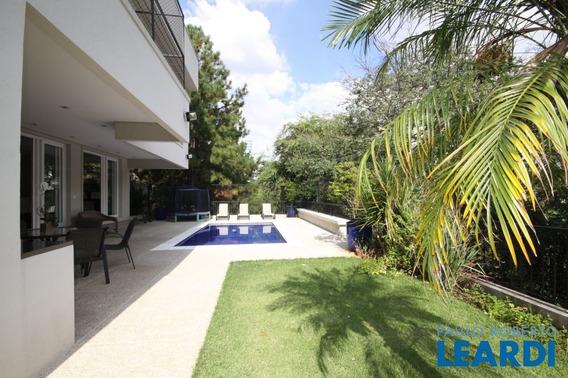 Casa Em Condomínio - Alphaville - Sp - 501605