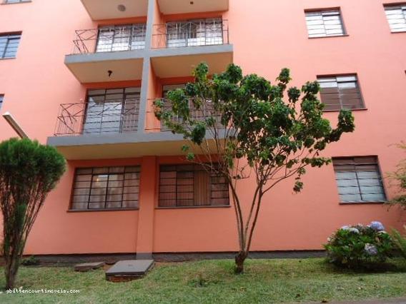 Apartamento Para Venda Em Ponta Grossa, Colonia Dona Luiza, 3 Dormitórios, 1 Banheiro, 1 Vaga - 101_2-402536