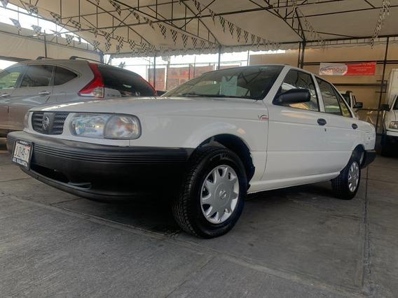 Nissan Tsuru 1.6 Gs I Millón Y Medio Mt 2013
