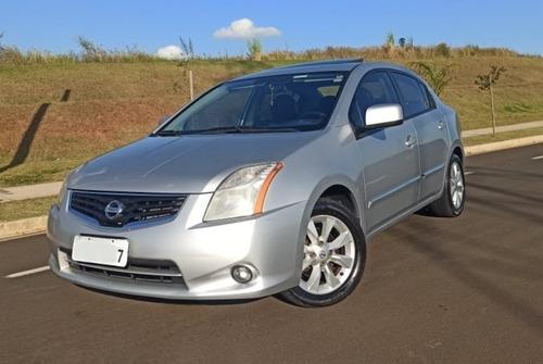 Nissan Sentra 2011 2.0 Sl Flex Aut. 4p