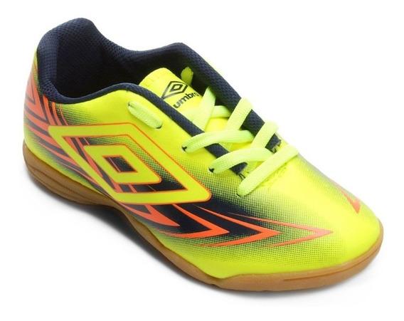 Tenis De Futsal Umbro Speed 3 Jr - Infantil - Frete Grátis