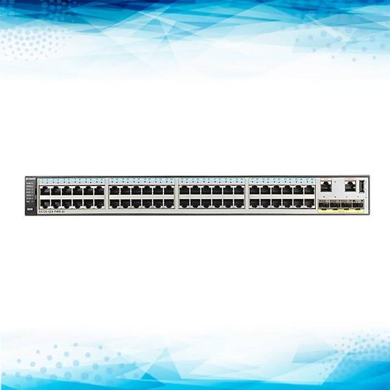 Switch Huawei S5700-52x-pwr-li-ac 24p Nanotec