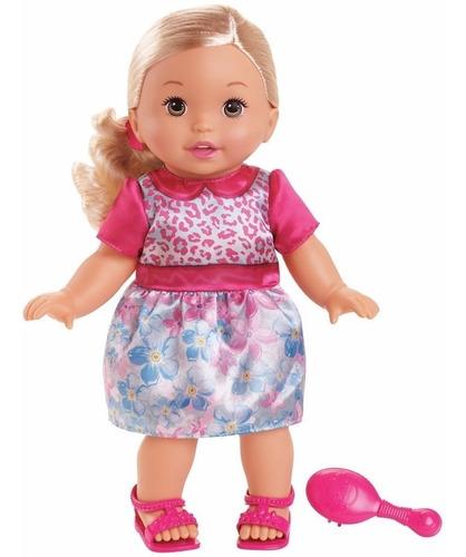 Little Mommy Doce Bebe Vestido Floral