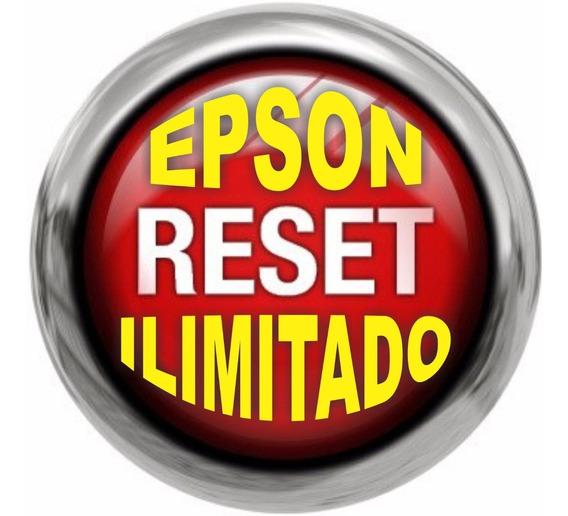 Reset Epson Ilimitado L395 - Envio Imediato