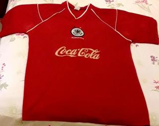 Camisa De Futebol Ano 1976 Bayer Leverkusen(coca-cola)