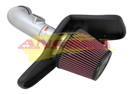 Kit Filtro Ar Esportivo K&n 69-4522 Cruze Ltz 1.8 16v