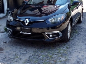Elegante Potente: Renault Fluence, Año 2016, 66000 Kms