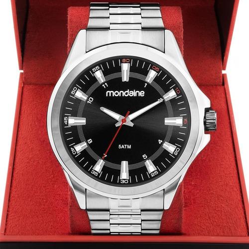 Relógio Masculino Mondaine 83457g0mvne1