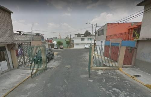 Excelente Casa En Remate En Plazas De Aragon, Nezahualcoyotl