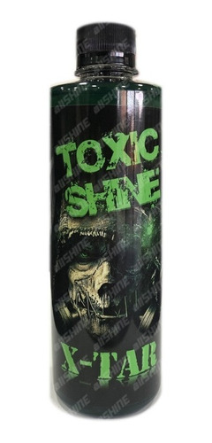 Toxic Shine X Tar - Limpiador Removedor Quita Brea