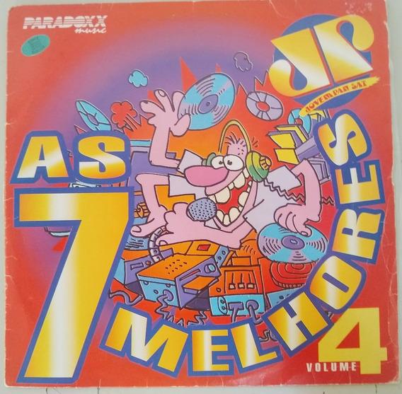 Lp Vinil Jovem Pan Volume 4 Raro 1995