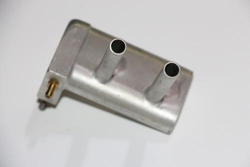 Muffler Tipo Pitts Distância Entre Centro Furos 36,3 Mm .