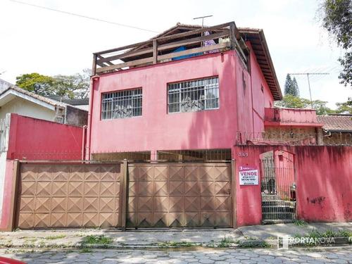 Casa Com 3 Dormitórios À Venda Por R$ 1.900.000,00 - Jardim Maranhão - Embu Das Artes/sp - Ca0091