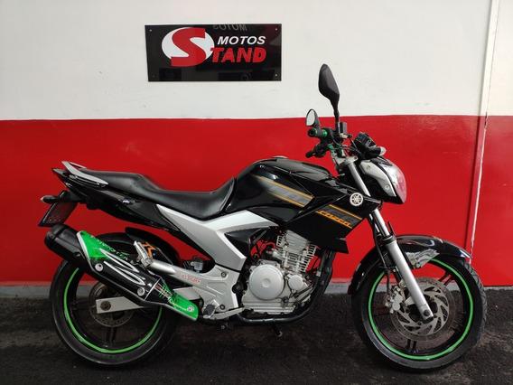 Yamaha Fazer Ys 250 2011 Preta Preto