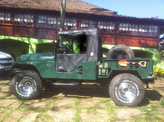 Willys Cj 6 Willys Picape