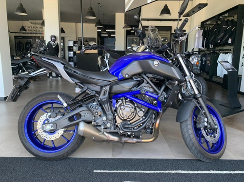 Yamaha Mt 07 2020/2021