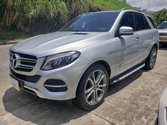 Mercedes Benz Gle500 4matic 4.7 Biturbo Aut. Mod. 2018 160