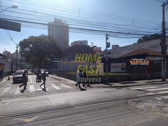 Terreno Comercial Para Locação, Centro, Guarulhos. - Te0097