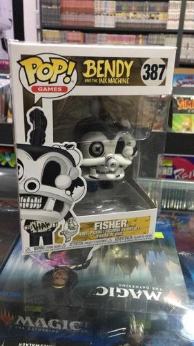 Funko Pop! Fisher # 387