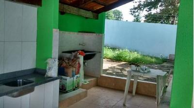 Casa Para Temporada Em Caldas Novas, Beira Lago, 3 Dormitórios, 1 Suíte - 8026