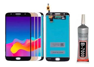 Tela Touch Display Lcd Motorola Moto G5s Plus Xt1802 5,5 Pol