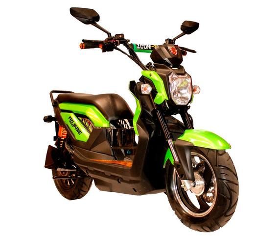 Moto Eléctrica Rojabe Rjb-022