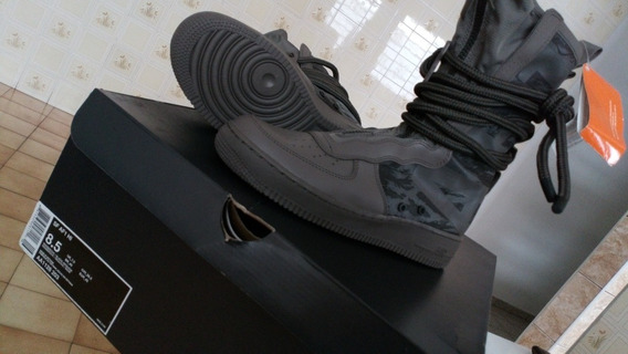 Nike Air Force 1 Af Sf N°40 Br 8,5 Us Jordan Lebron Kyrie