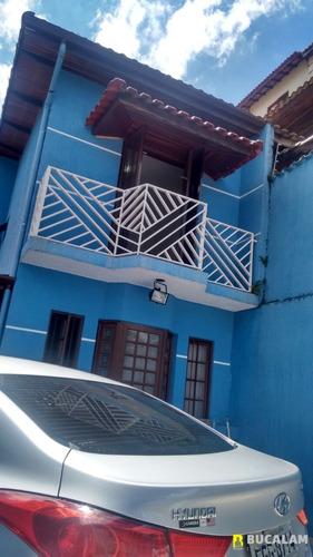 Imagem 1 de 13 de Casa Sobrado Para Venda No Parque Monte Alegre - 3099-di