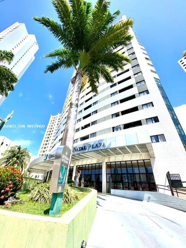 Imagem 1 de 14 de Flat Para Venda Em Natal, Ponta Negra - Natal Quality Suítes, 2 Dormitórios, 2 Suítes, 2 Banheiros, 1 Vaga - Fl1812-qu_2-1228884