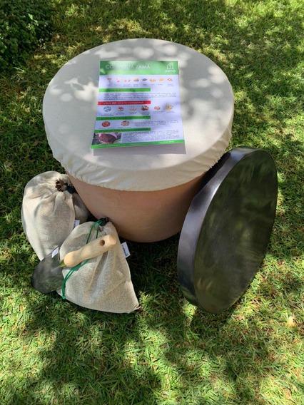 Kit Para Composta Casera