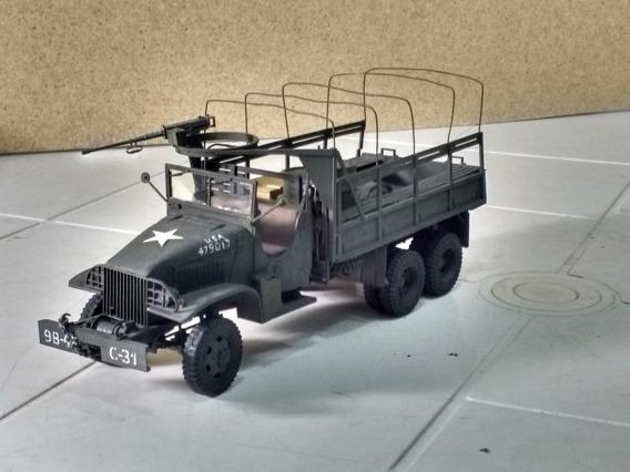 Camion Norteamericano Gmc 6x6 De 2,5 Ton, Escala 1/35