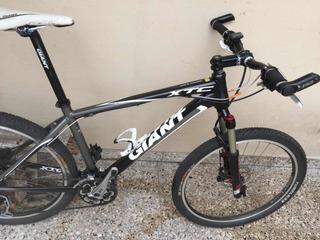 Bicicleta Giant Xtc R26 Full Deore Xt Impecable Permuto
