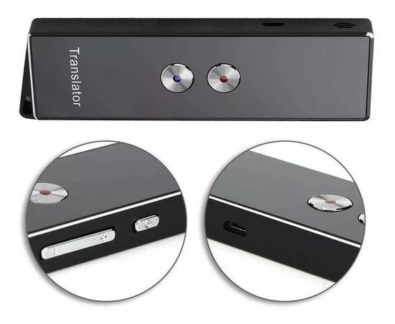 Tradutor T8 Inteligente Língua Original, Bluetooth No Brasil