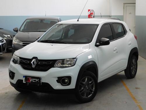 Renault Kwid 2018 1.0 Sce 66cv Iconic Vck