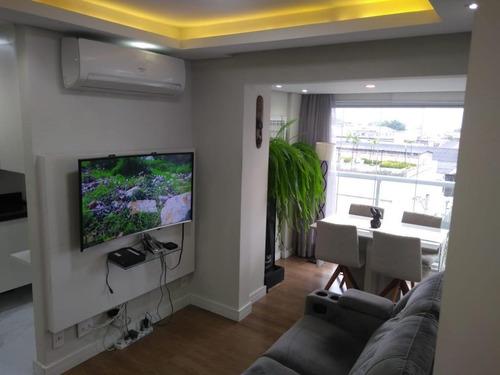 Imagem 1 de 25 de Apartamento À Venda, 76 M² Por R$ 640.000,00 - Barra Funda - São Paulo/sp - Ap10040