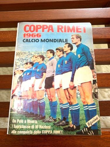 Álbum Figurinhas Copa 1966 Seleção Brasileira Sem Frete