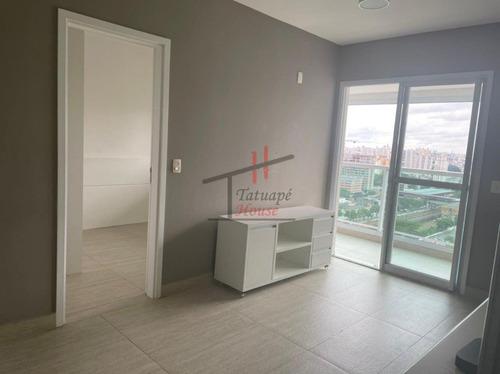 Imagem 1 de 6 de Apartamento - Tatuape - Ref: 8832 - L-8832