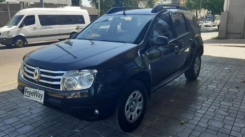 Renault Duster Confort Plus 1.6 Nafta Negro 2013 Mou Fw