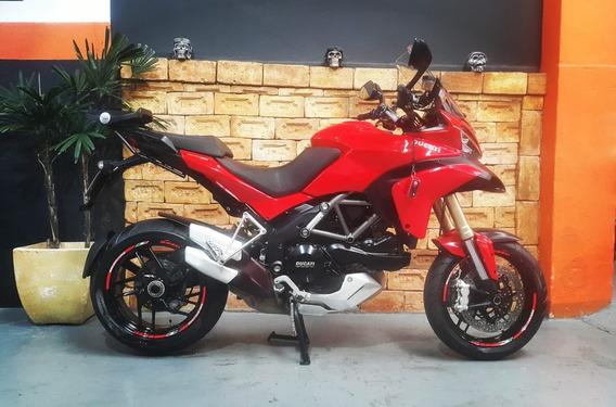 Ducati Multstrada Abs 1200 2014
