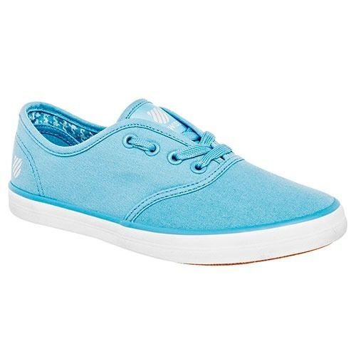 Tenis K.swiss Beverly 9f033-030 Color Azul Dama Pv